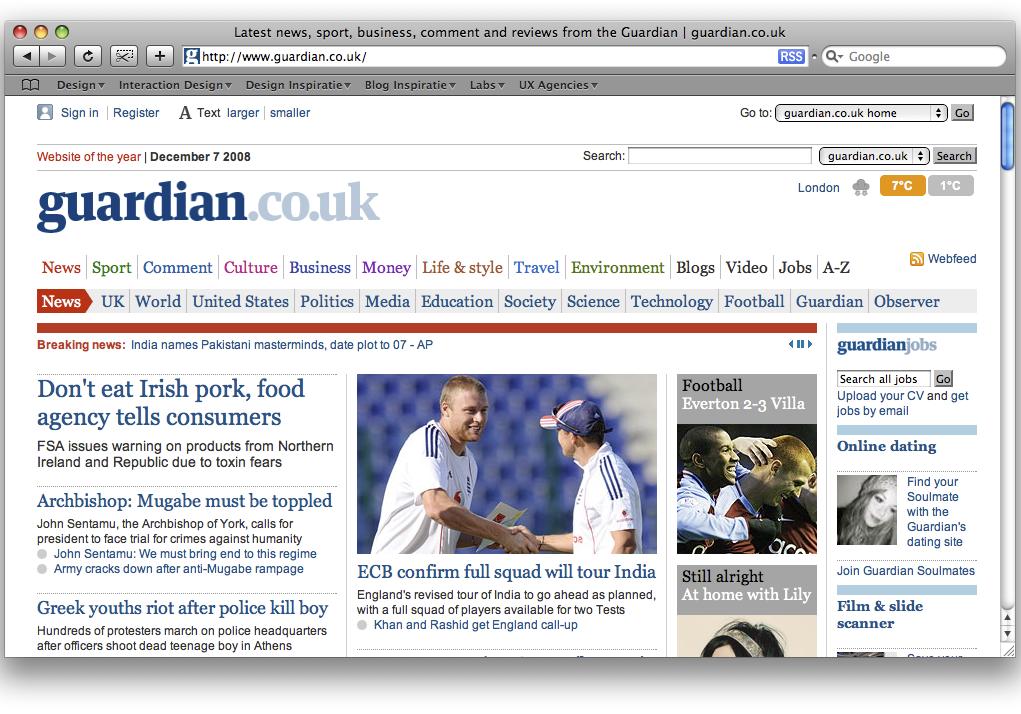 Wet van geslotenheid Guardian.co.uk