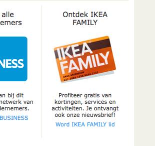MBTI overtuiging voor de IKEA family